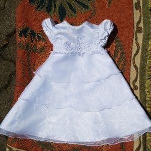 04913c810 Kids Baptism Dress For Baby Girl on Poshmark